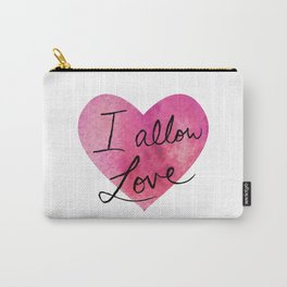 I allow love Carry-All Pouch