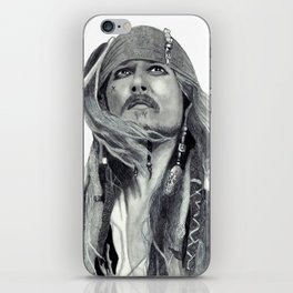 Jack Sparrow - Bring Me That Horizon iPhone Skin