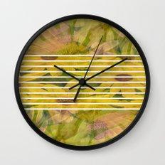 buket Wall Clock