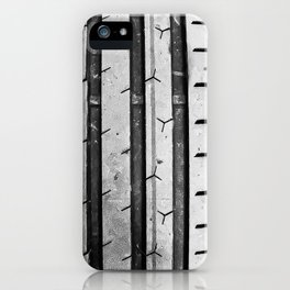 Extreme Contact Tire Tread iPhone Case