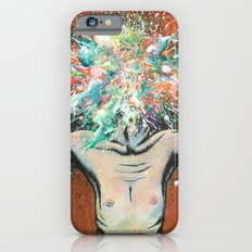 The Vulnerability Evoked in Failing to Capture the Mind's Ceaselessly Combusting Ephemera iPhone 6s Slim Case