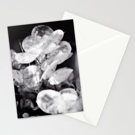 lunaria and light Stationery Cards