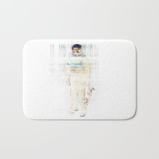 Too Much Space Will Kill You Bath Mat