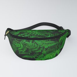 Deep Forest Ferns Fanny Pack