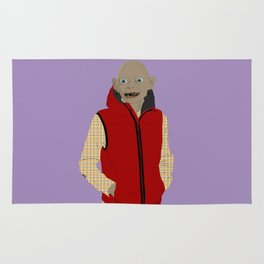 GOLLUM MODERN OUTFIT VERSION - The lord of the rings Rug
