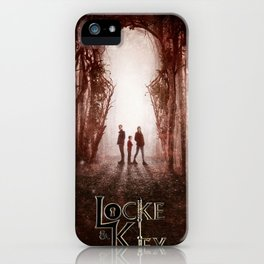 lock and key iPhone Case
