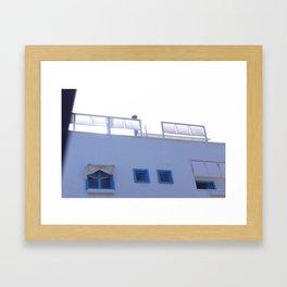 Avanti Hotel Boutique Fuerteventura Framed Art Print
