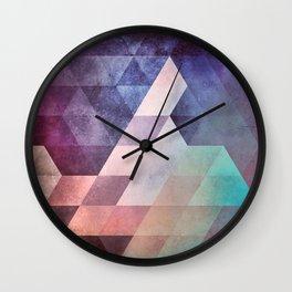 pynk slyp Wall Clock