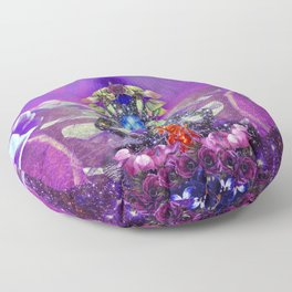 Cosmic Goddess Floor Pillow