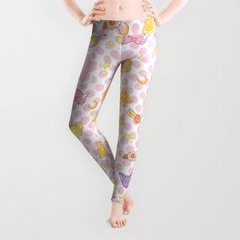 cardcaptor sakura cute pattern Leggings