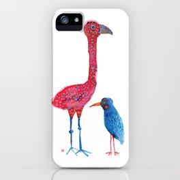 Birdie Brothers iPhone Case