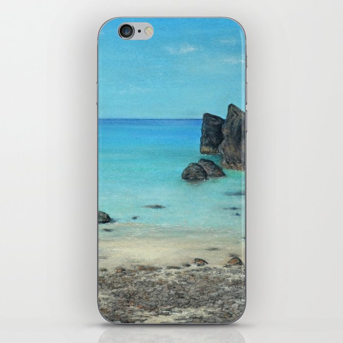 Cornish Cove iPhone Skin