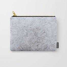 Whitewash wood texture OSB Carry-All Pouch