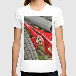 Vintage Car Rear Quarter T-shirt