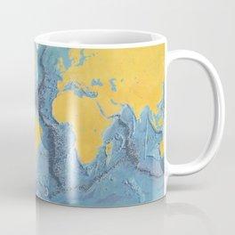 World Ocean Floor Panorama from MARIE'S OCEAN Coffee Mug