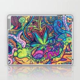 Trippy Weed Laptop & iPad Skin