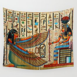 Egyptian - Isis Wall Tapestry
