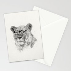 Wild Hipster Stationery Cards