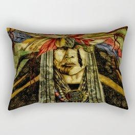 Crying Indian Rectangular Pillow