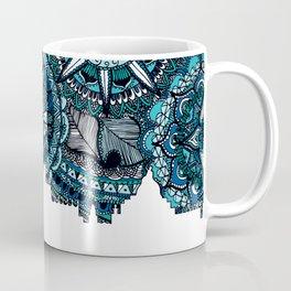 Guanajuato México Skyline Coffee Mug