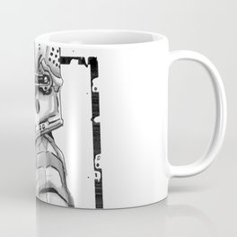 SpaceGirl Coffee Mug