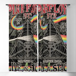 Pink#Floyd Music Poster Print 2019 Wall Art, Home Decor, Pictures, Music Poster Blackout Curtain