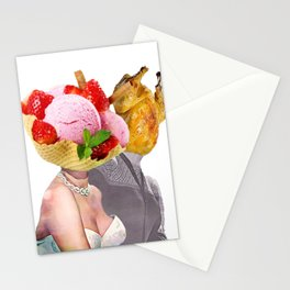Food Paparazzi Stationery Cards