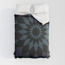Wonderland Floor in Muted Rain Colors Comforters