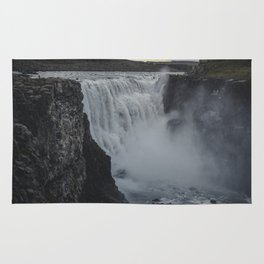 Dettifoss, Iceland Rug
