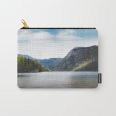 Lake Bohinj, Slovenia Carry-All Pouch