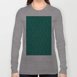 Space pattern Long Sleeve T-shirt