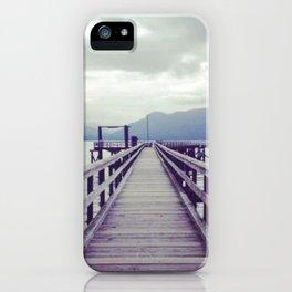Wharf iPhone Case