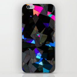 Holographic 1 iPhone Skin