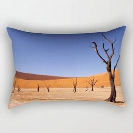 Dead Vlei Namibia VII Rectangular Pillow