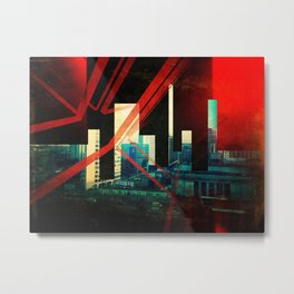 Manipulation 192.0 Metal Print