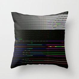 Screensourcing Throw Pillow