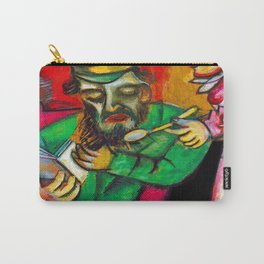 Marc Chagall Spoonful of Milk Carry-All Pouch
