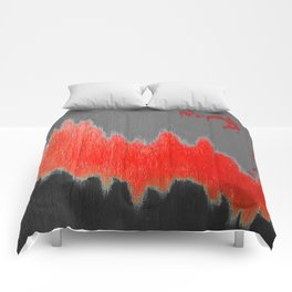 The Take Over Comforters