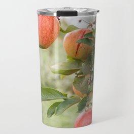 Apples Travel Mug