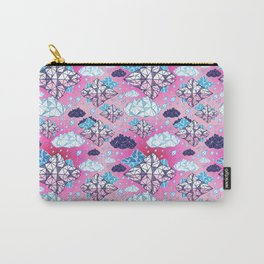 Beautiful geometric clouds with the rain coming Carry-All Pouch