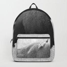 Bison - Monochrome Backpack