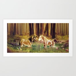 NOTHING I'VE EVER KNOWN Art Print
