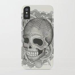 Dia De Muerto - Explosion iPhone Case