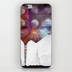 Lunar Flowering  iPhone & iPod Skin