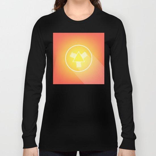 Icon No. 4. Long Sleeve T-shirt