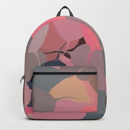 Bodhitree Leave Patten (Autum) Backpack