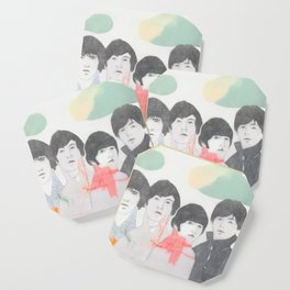 Strawberry fields forever! Coaster