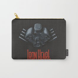 Iron Heart Carry-All Pouch