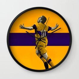 Juan Roman Riquelme - Boca Juniors Wall Clock