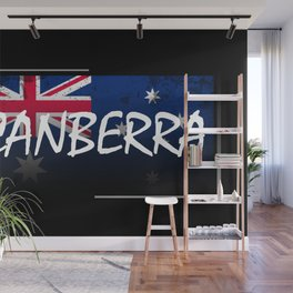 Canberra Wall Mural